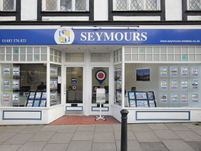 Seymours Guildford Sales office photo
