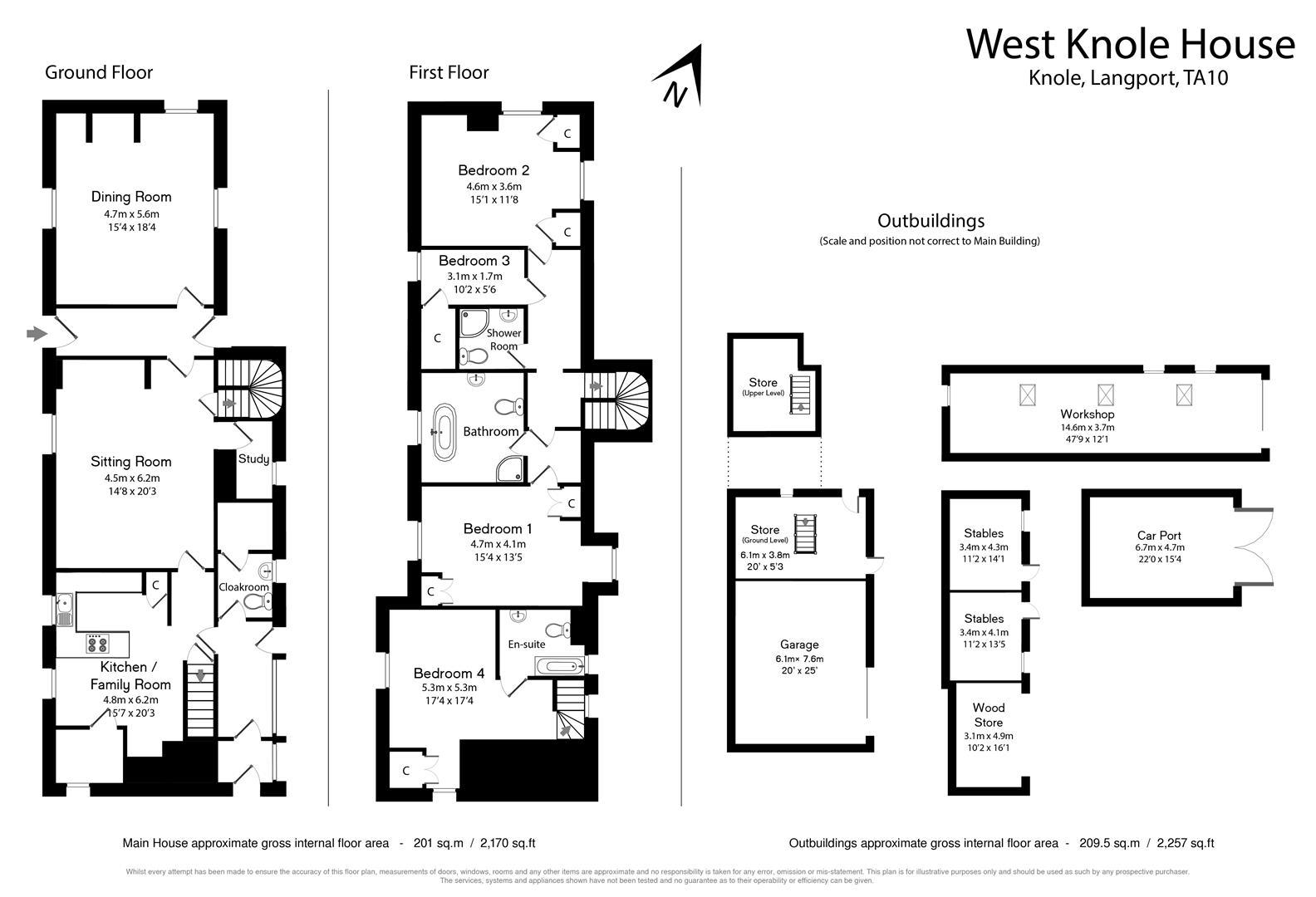 4 bedroom property for sale in knole langport 163 795 000 old westbury gardens floor plan best home design and
