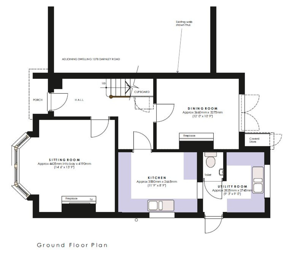5 bedroom property in essex road gravesend guide price for G kitchen gravesend