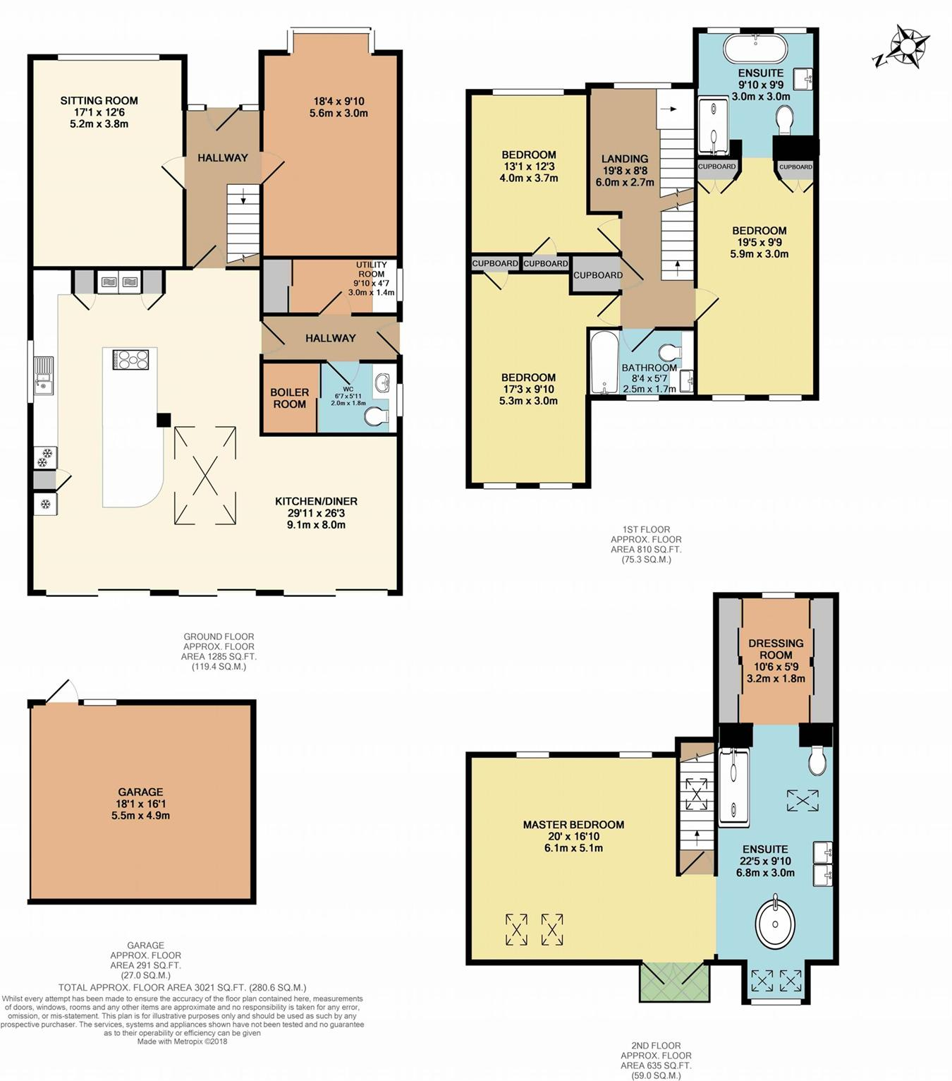 4 bedroom property for sale in Birchwood Road Wilmington Kent