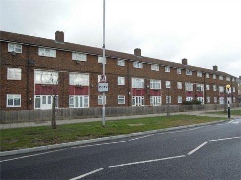 Bastable Avenue, Barking, Essex