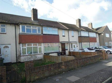 Scrattons Terrace, Barking, Essex