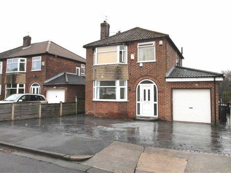 Parrfield Road, Roe Green, Worsley