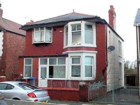 Beechfield Avenue, Stanley Park, Blackpool