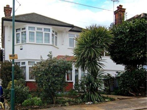 Hill Close, Dollis Hill, London