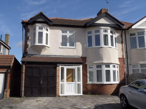 Sidcup Road, New Eltham, London