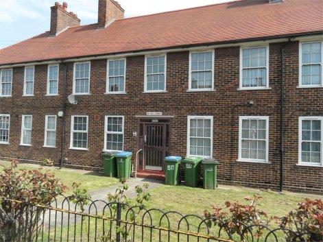 Inigo Jones Road, Charlton, London