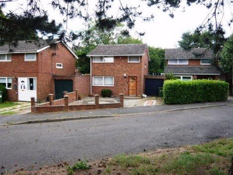 Stantonbury, Milton Keynes, Buckinghamshire