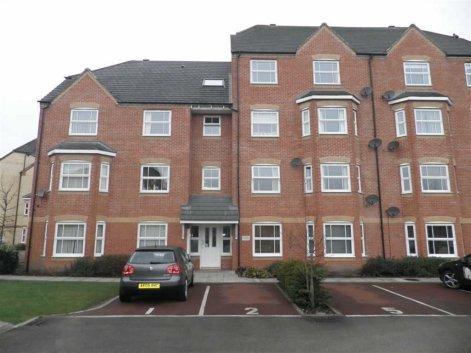 Hertford Apartments, Templeton Drive, Fearnhead, Warrington, WA2