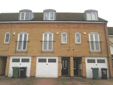 Beaumont Way, Hampton Hargate, Peterborough