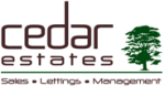 Cedar Estates logo