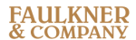 Faulkner &amp; Company logo