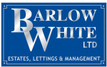 Barlow White logo
