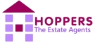 Hoppers Estate Agency logo