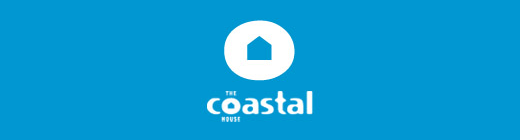 The Coastal House logo