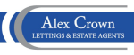 Alex Crown Lettings &amp; Estate Agents logo