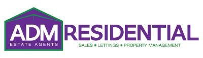 ADM Residential logo