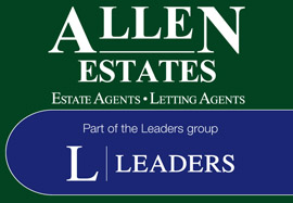 Leaders Allen Estates Letting and Estate Agents logo