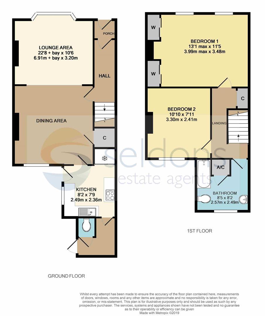 19CliftonStreetBidefordNorthDevonEX394ET-floorplan