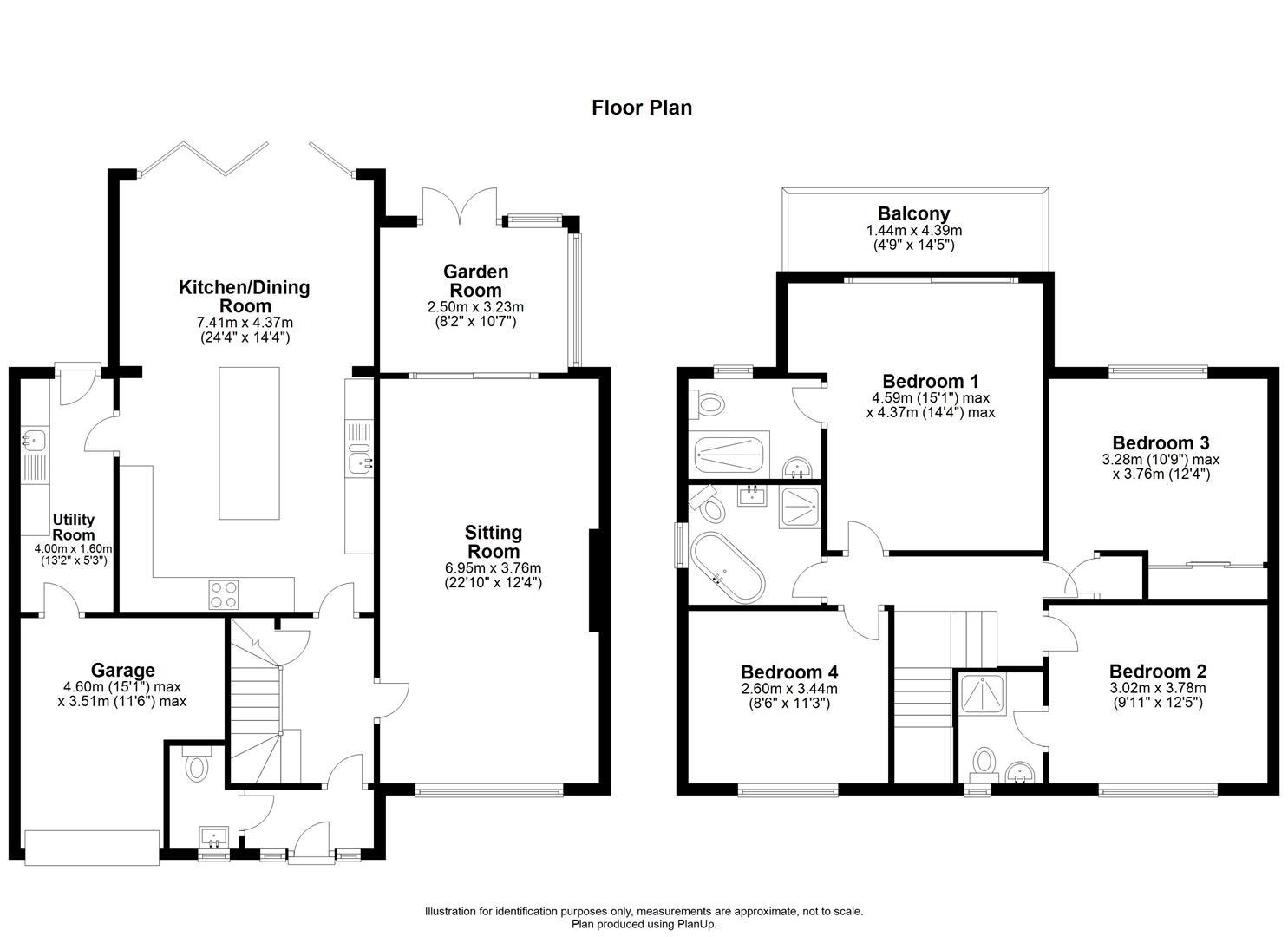 22 Sadlers Mead, Chippenham - Floorplan.JPG