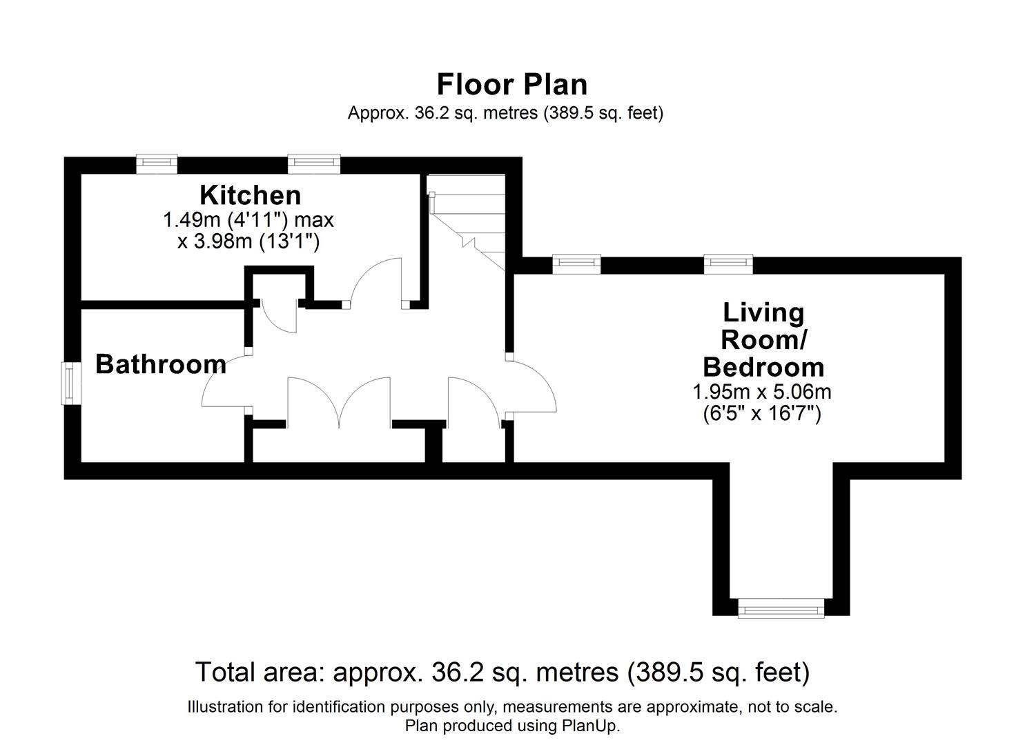Floorplan - 2c Stokes Road, Corsham.JPG