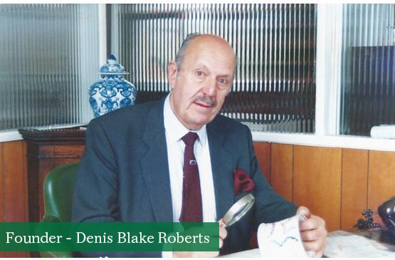 Denis Blake Roberts