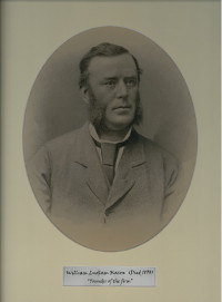 Mr Mason the founder