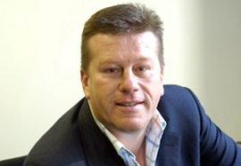 Brian Murphy, head of lending at MAB