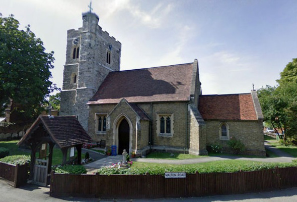 molesley church