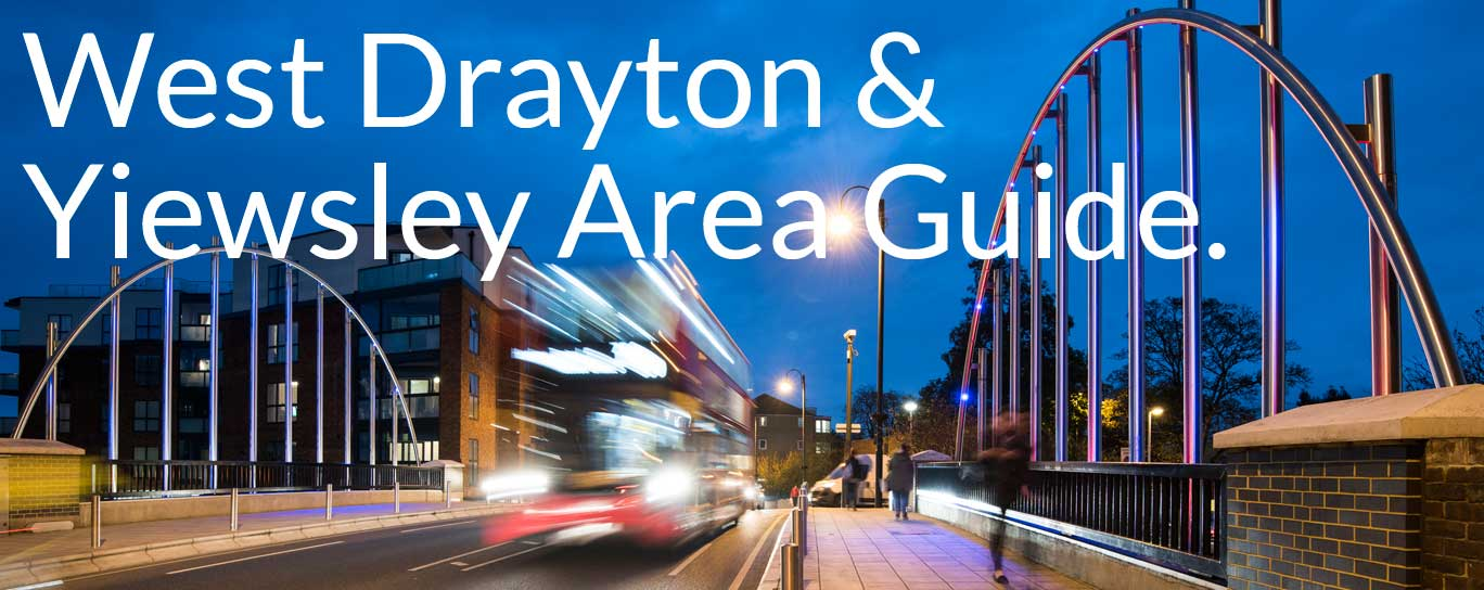 West Drayton and Yiewsley Area Guide
