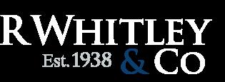 R Whitley & Co logo