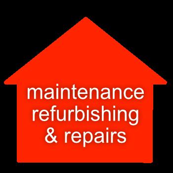 Maintenance, Refurbishing and Repairs