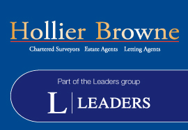 Hollier Browne Leaders letting and estate agents