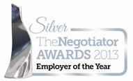 Silver-Award Employer w