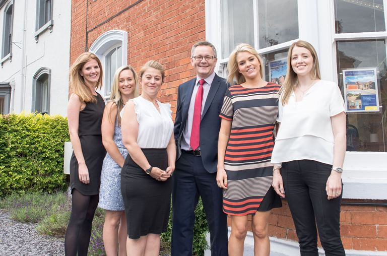 John German Loughborough Sales Team
