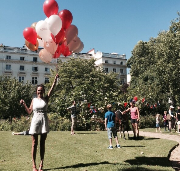 Cleveland Square Party