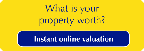 Instant Online Valuation for property sales