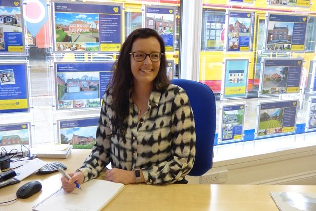 Emily Baines, Senior Sales Negotiator