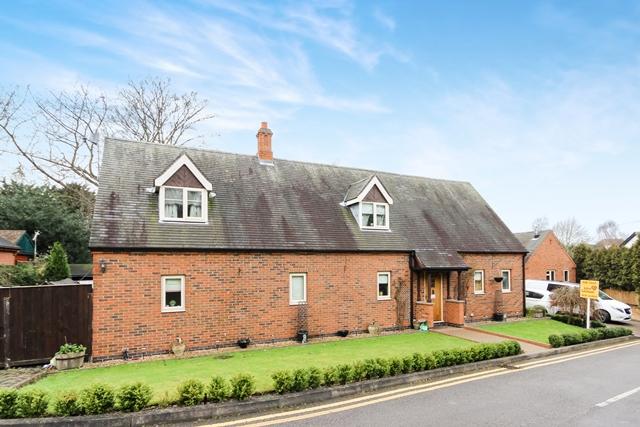 Detached barn for sale in Castle Donington