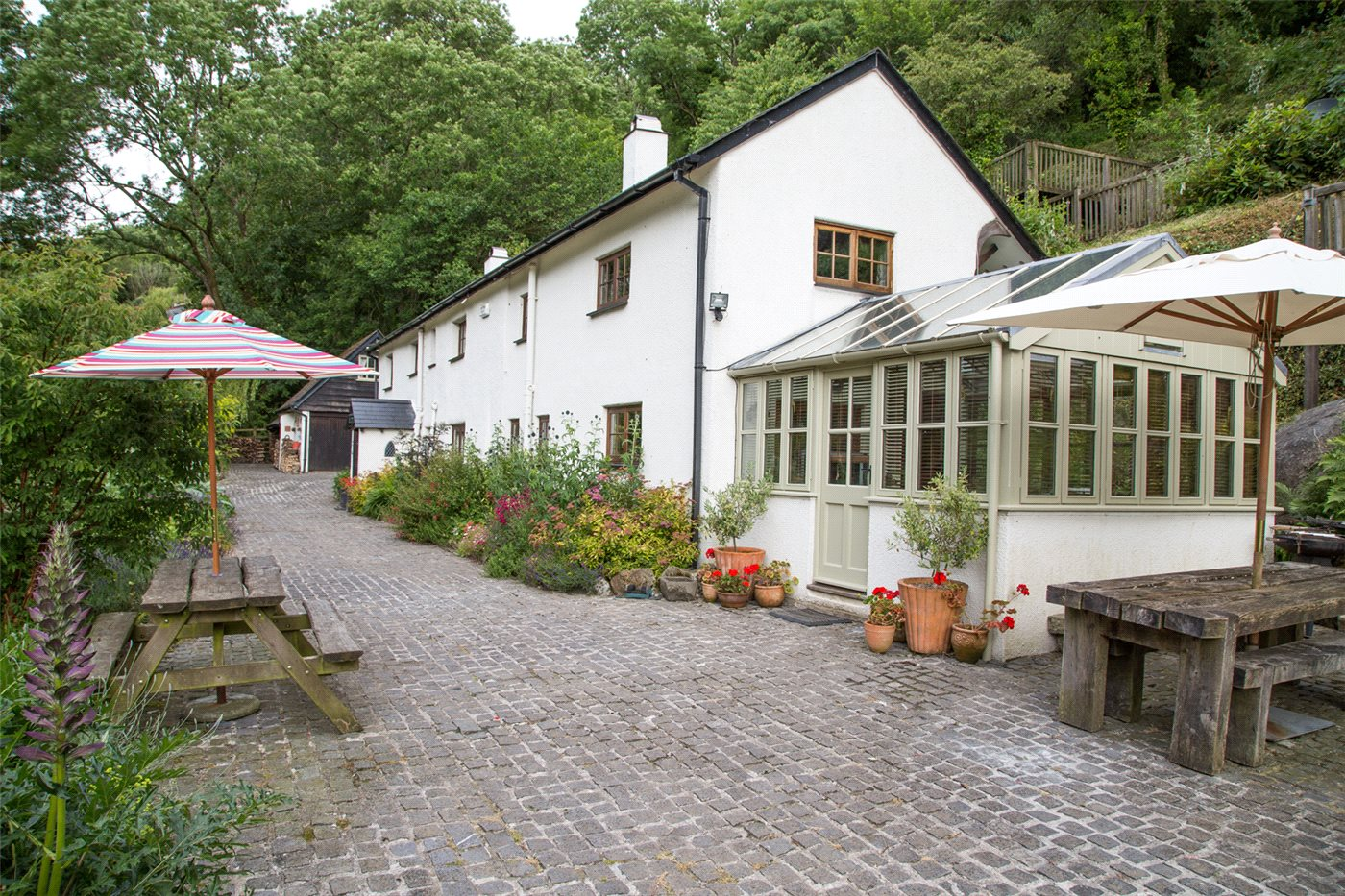 Period home with character and period feature within Dartmoor National Park