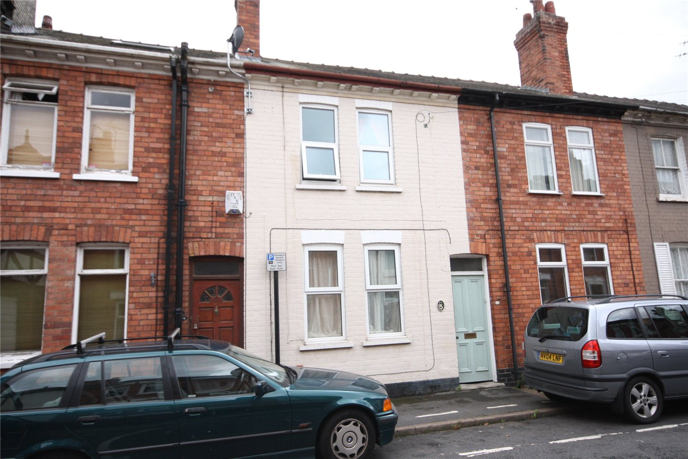 Three bedroom property in the west end of Lincoln
