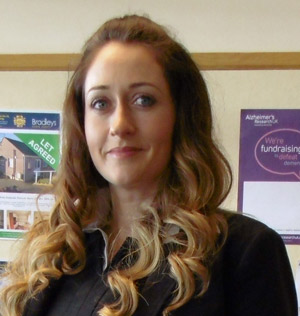 Jade Nicholson, Bradleys Estate Agents