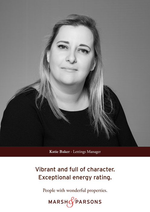 Katie Baker - Lettings Manager