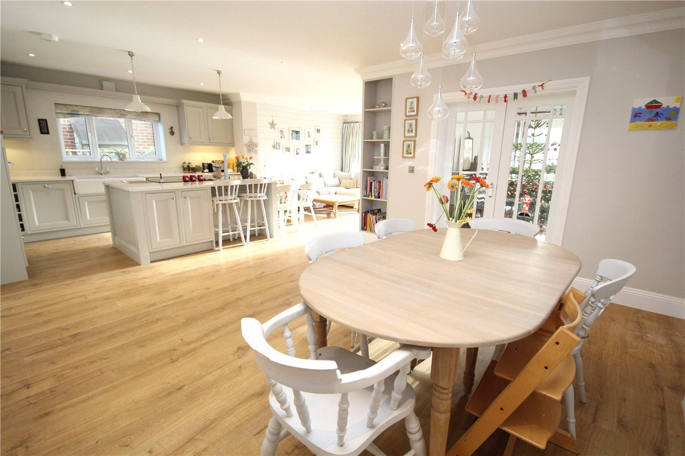 Beautiful family home situated in Poole