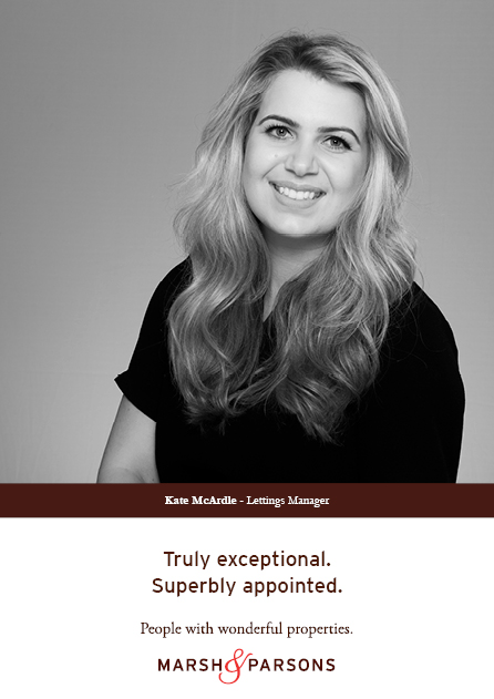 Kate McArdle - Lettings Manager