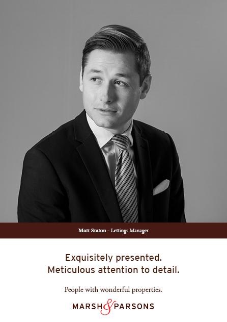 Matt Staton - Lettings Manager