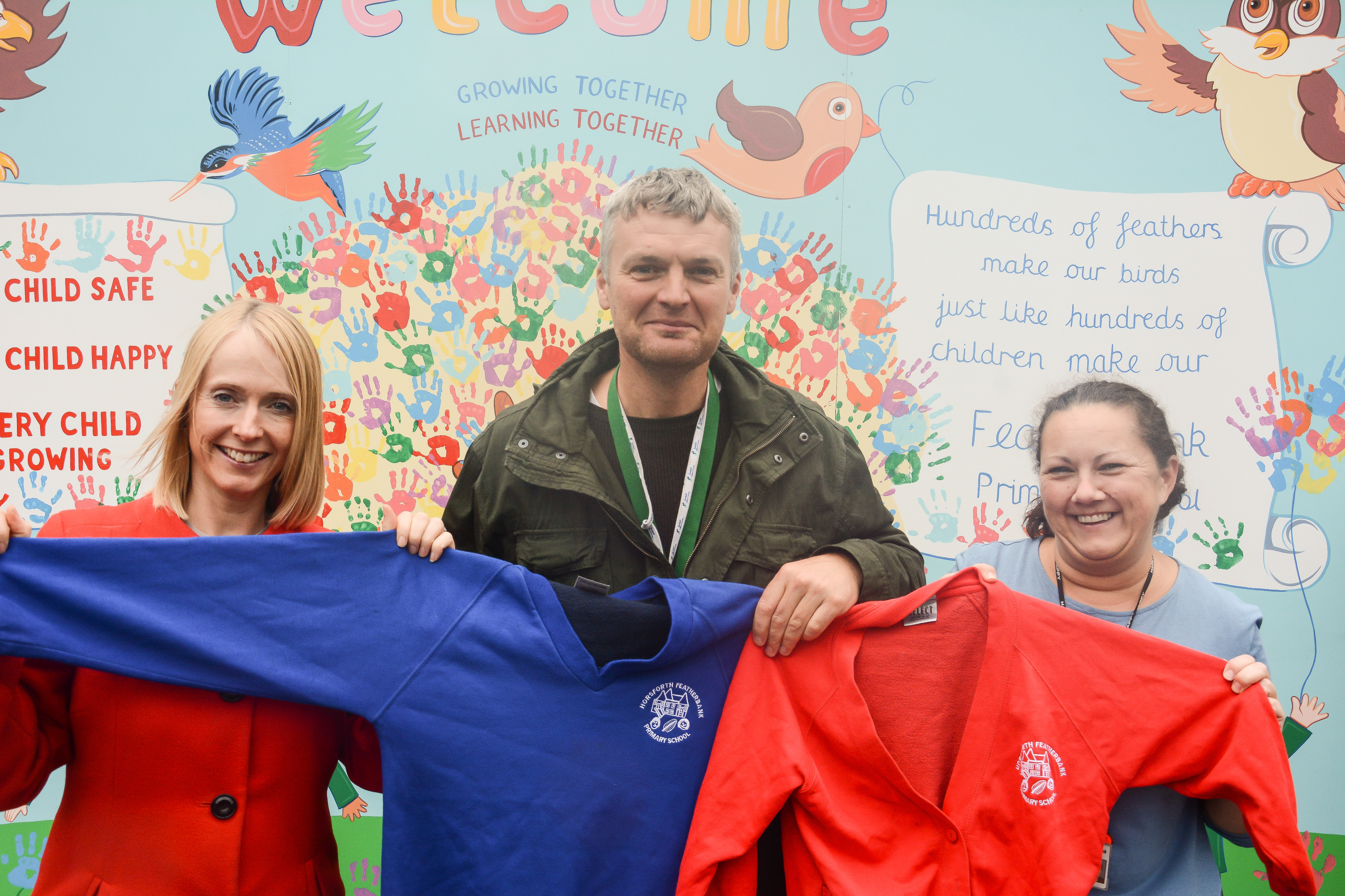 Manning Stainton at featherbank primary school