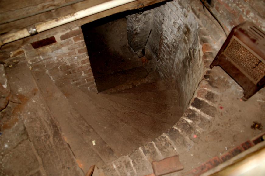 haunted cellar
