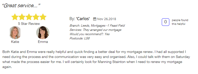 Manning Stainton All agents review