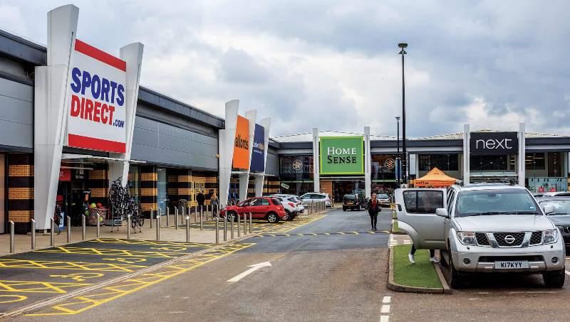 Guiseley Retail Park